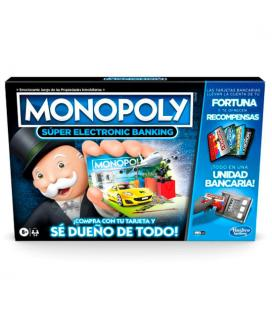 Juego Monopoly Super Electronic Banking