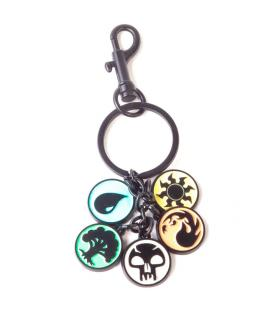 Llavero metal charms Magic The Gathering - Imagen 1