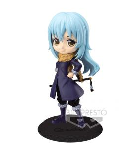 Figura Rimuru Tempest That Time I Got Reincarnated as a Slime Q posket A 14cm - Imagen 1