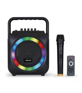 Altavoz Portable con Bluetooth Fonestar BOX-35LED/ 35W/ 1.0