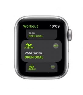 APPLE WATCH SE 40MM GPS CELLULAR CAJA ALUMINIO CON CORREA BLANCA SPORT BAND - MYEF2TY/A - Imagen 5