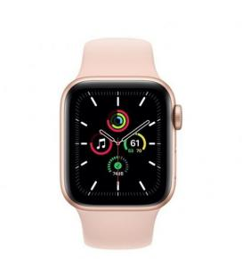 APPLE WATCH SE 40MM GPS CELLULAR CAJA ORO CON CORREA ROSA ARENA SPORT BAND - MYEH2TY/A - Imagen 2