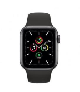 APPLE WATCH SE 40MM GPS CELLULAR CAJA ALUMINIO GRIS ESPACIAL CON CORREA NEGRA SPORT BAND - MYEK2TY/A - Imagen 2