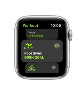 APPLE WATCH SE 44MM GPS CELLULAR CAJA ALUMINIO CON CORREA BLANCA SPORT BAND - MYEV2TY/A - Imagen 5