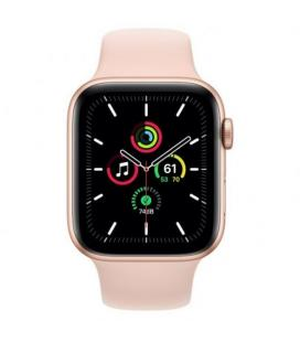 APPLE WATCH SE 44MM GPS CELLULAR CAJA ALUMINIO ORO CON CORREA ROSA ARENA SPORT BAND - MYEX2TY/A - Imagen 2