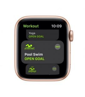 APPLE WATCH SE 44MM GPS CELLULAR CAJA ALUMINIO ORO CON CORREA ROSA ARENA SPORT BAND - MYEX2TY/A - Imagen 5