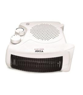 Calefactor Jocca 2826/ 2000W/ Termostato Regulable