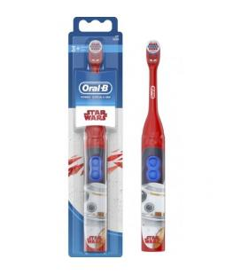 Cepillo Dental Infantil Braun Oral-B D4 Kids Star Wars