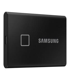 Disco Externo SSD Samsung Portable T7 Touch 500GB/ USB 3.2 - Imagen 1