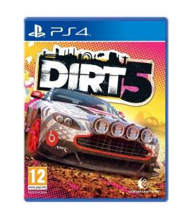 Juego para Consola Sony PS4 Dirt 5 Edición Day One