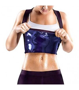 Sweat Shaper Power Slender Camiseta Reductora