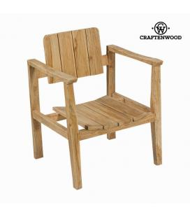 Silla Madera de mindi (80 x 62 x 58 cm) - Colección Pure Life by Craftenwood - Imagen 1
