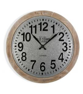Reloj de Pared Old Town Madera MDF (70 x 6 x 70 cm) - Imagen 1