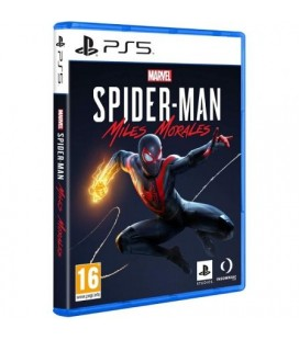 Sony PS5 Marvel's Spider-man: Miles Morales