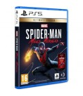 Sony PS5 Marvel's Spider-man: Miles Morales Ultimate Edition