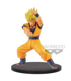 Figura Goku Super Saiyan Dragon Ball Super Chosen Shiretsuden Vol 1